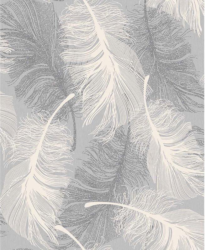 Hình ảnh hoa văn màu xám