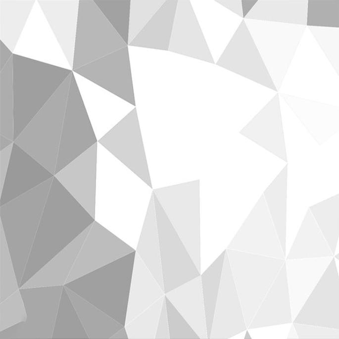 Hình ảnh màu xám hình khối
