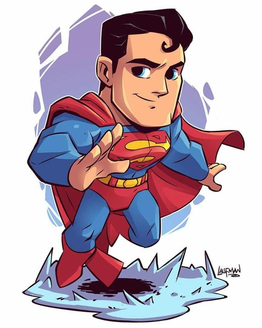Hình ảnh siêu nhân chibi