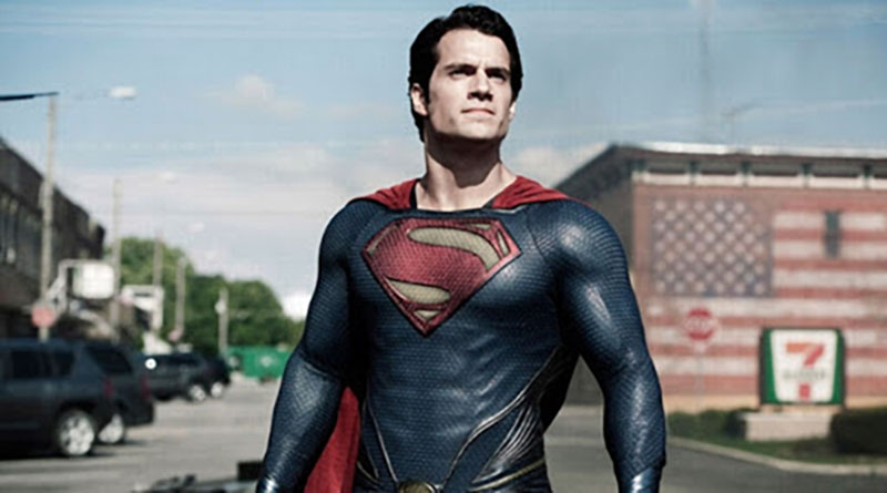 Hình ảnh Superman chất