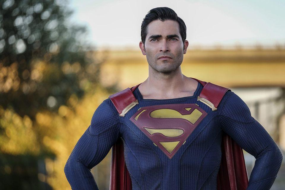 Hình ảnh Superman cũ