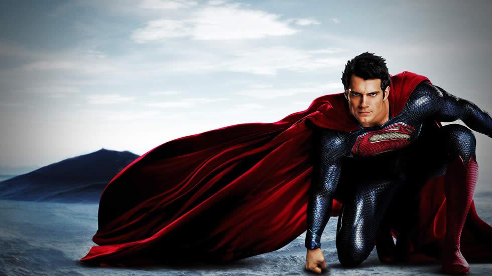 Hình ảnh Superman cực ngầu