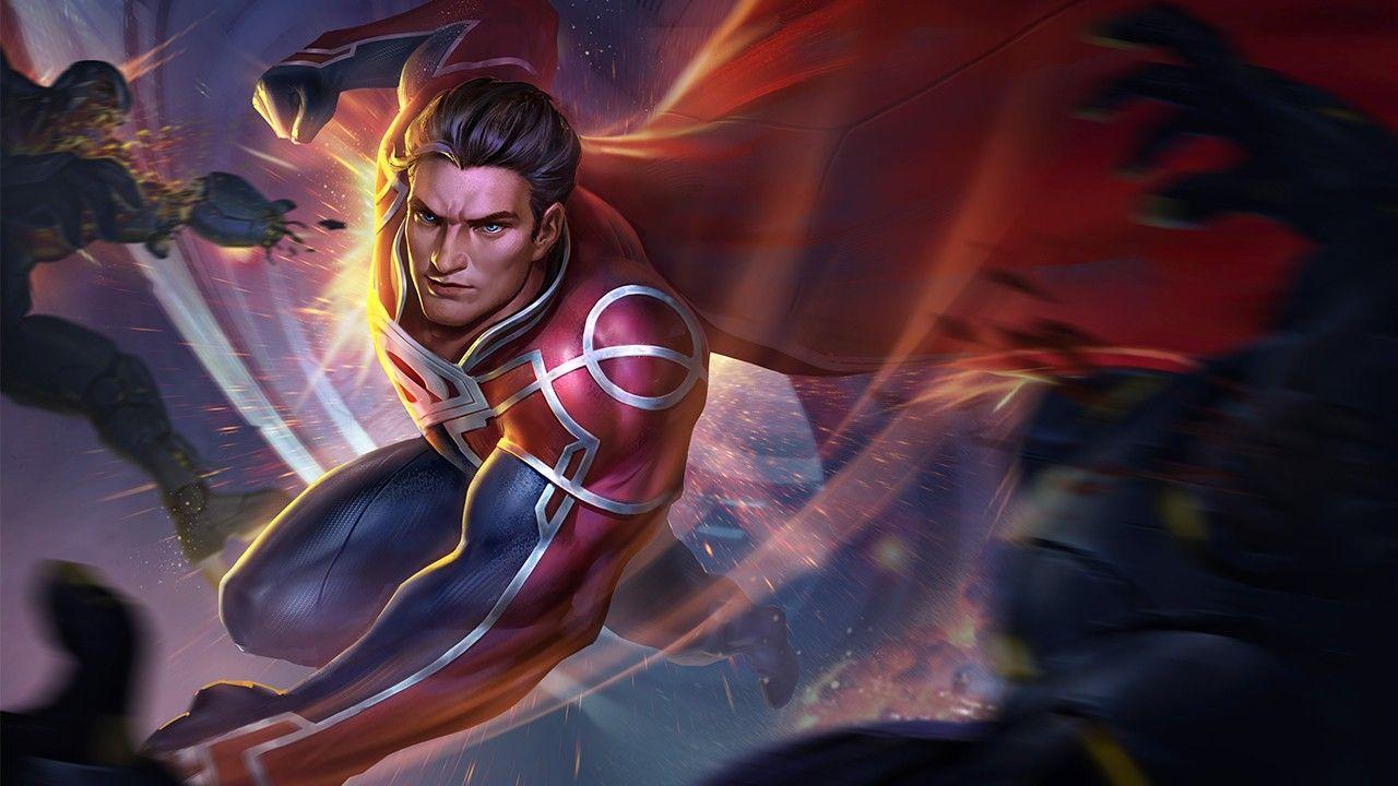 Hình ảnh Superman game