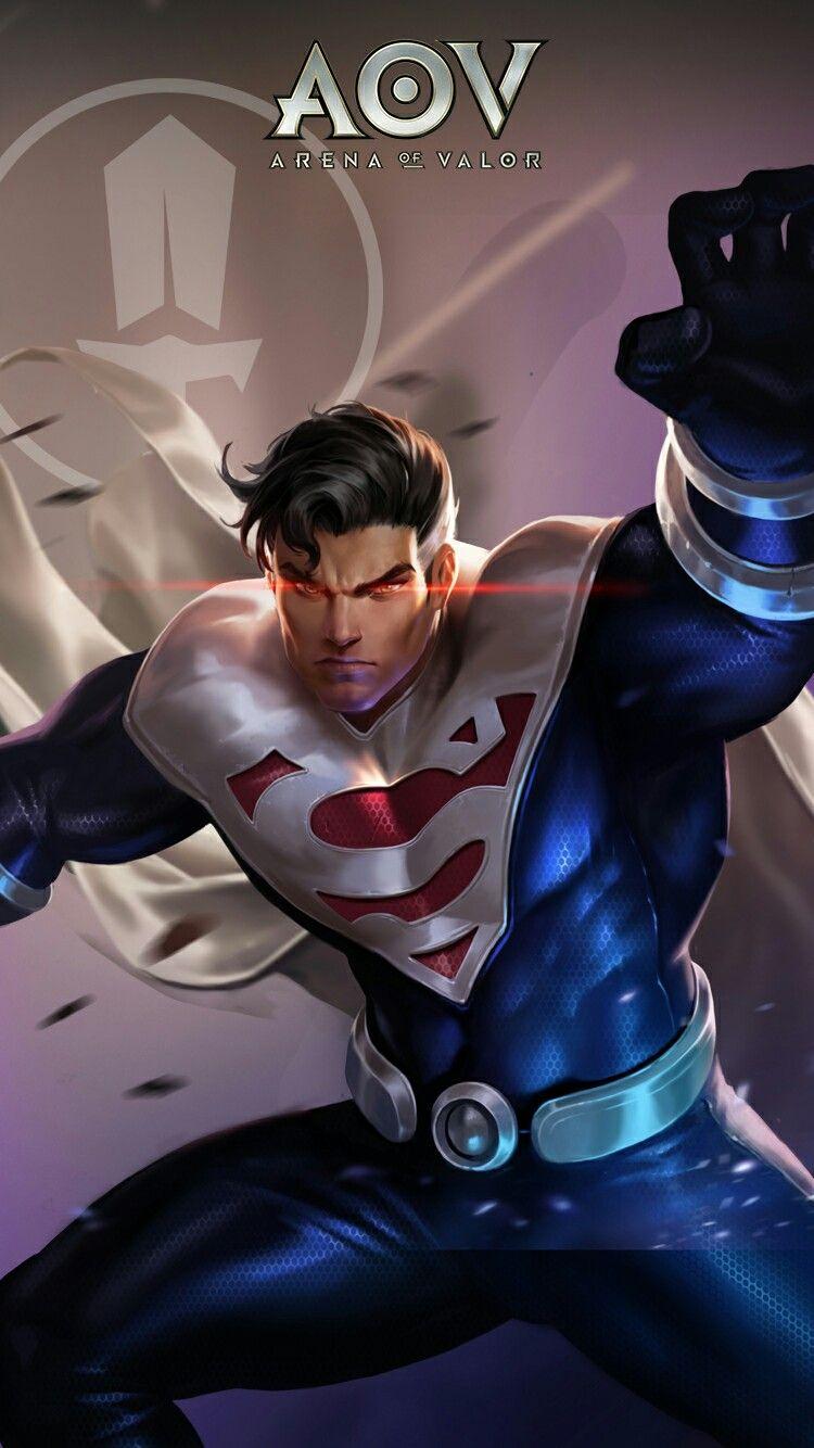 Hình ảnh Superman Liên quân