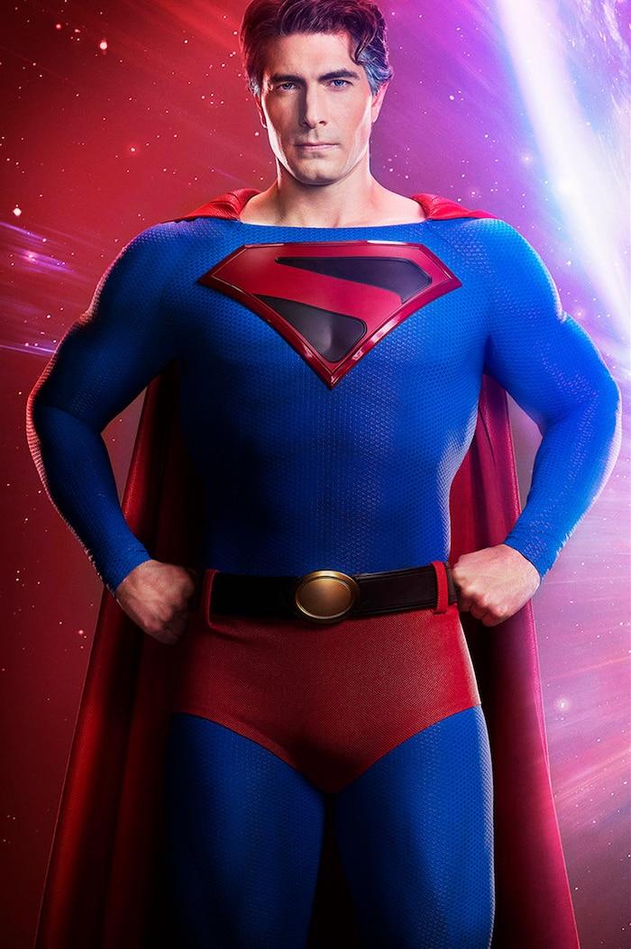 Hình ảnh Superman quay lại