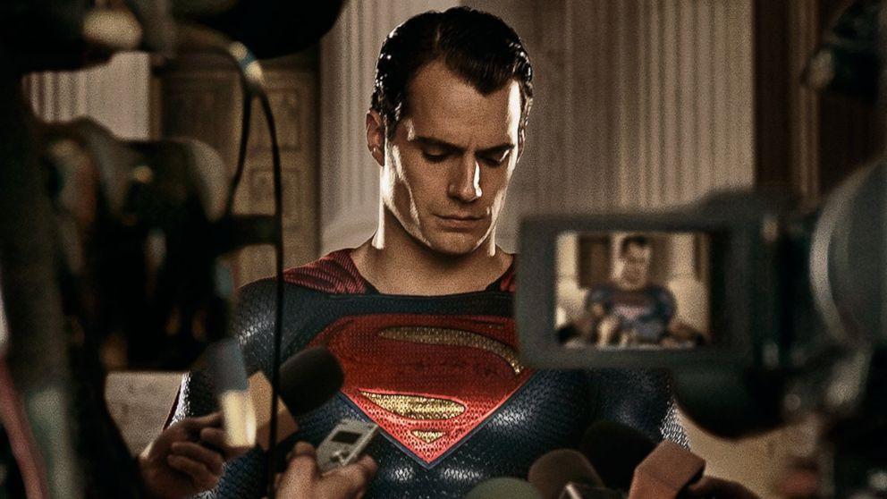 Hình ảnh Superman trên truyền thông