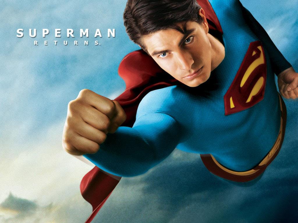 Hình ảnh Superman trở lại