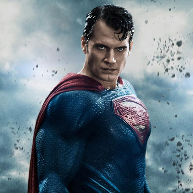 Hình ảnh Superman trỗi dậy