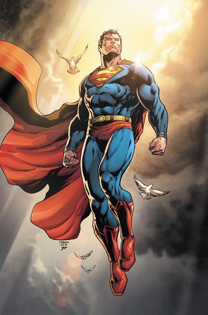 Hình ảnh truyện Superman