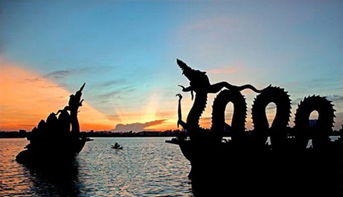 Hình ảnh vẻ đẹp Hồ Tây