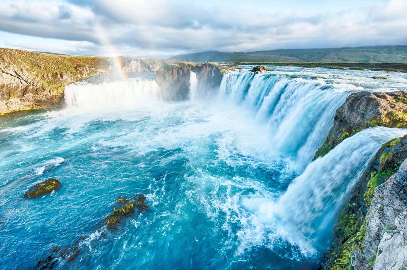 Ảnh đẹp thác nước trên thế giới