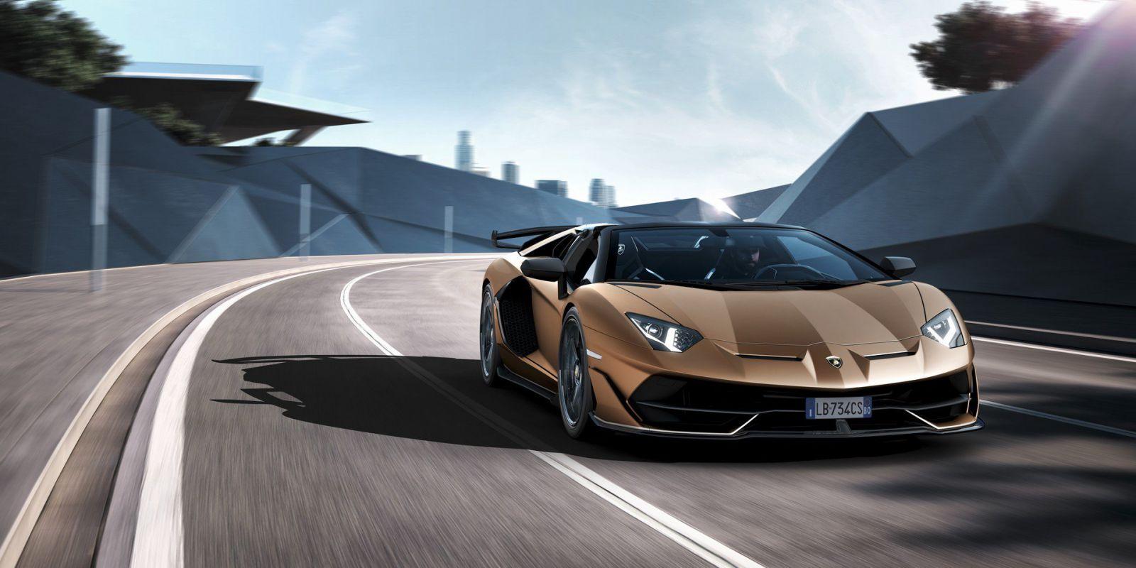 Ảnh đẹp xe Lamborghini cực chất