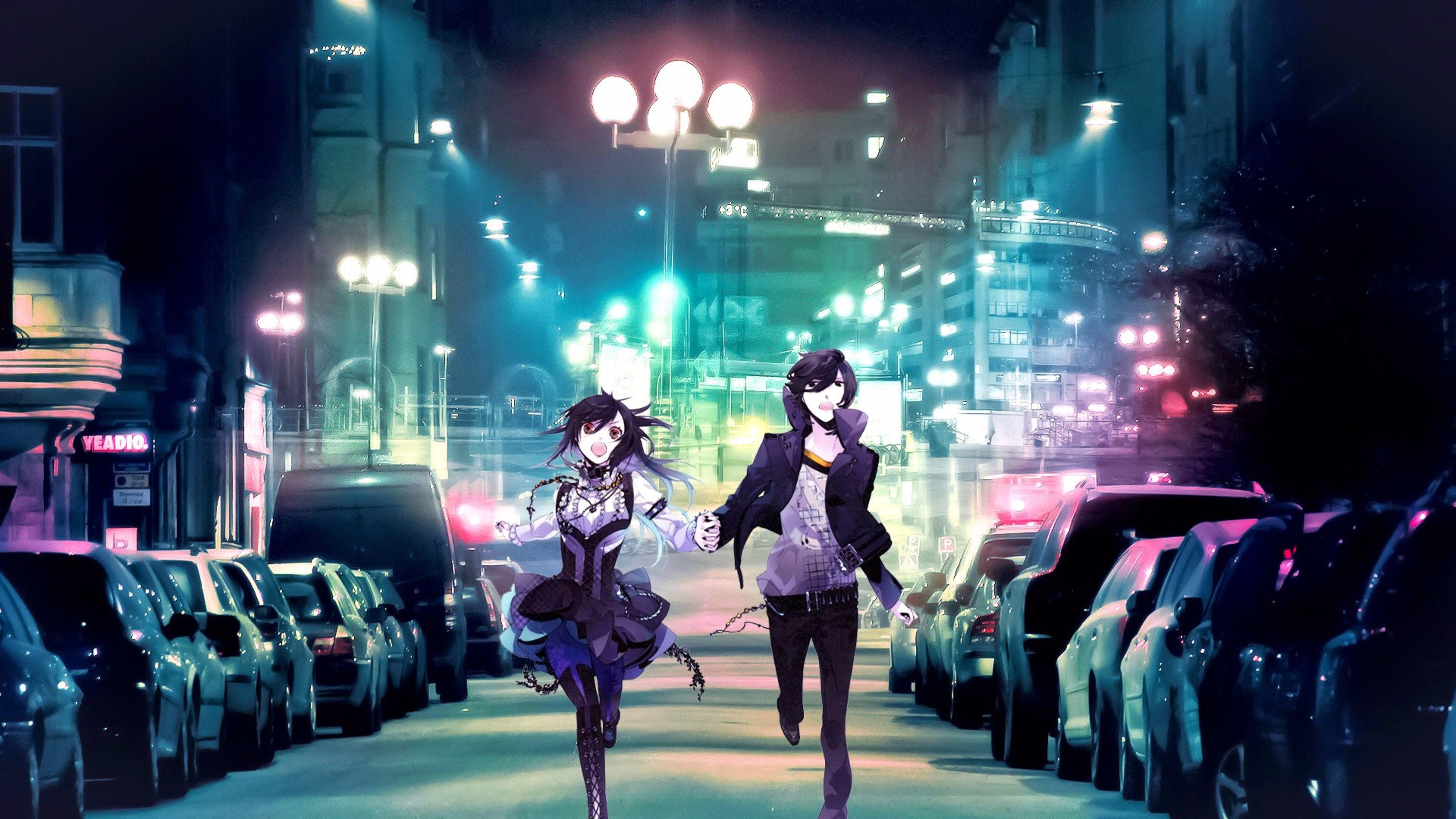 Ảnh nền 4K anime