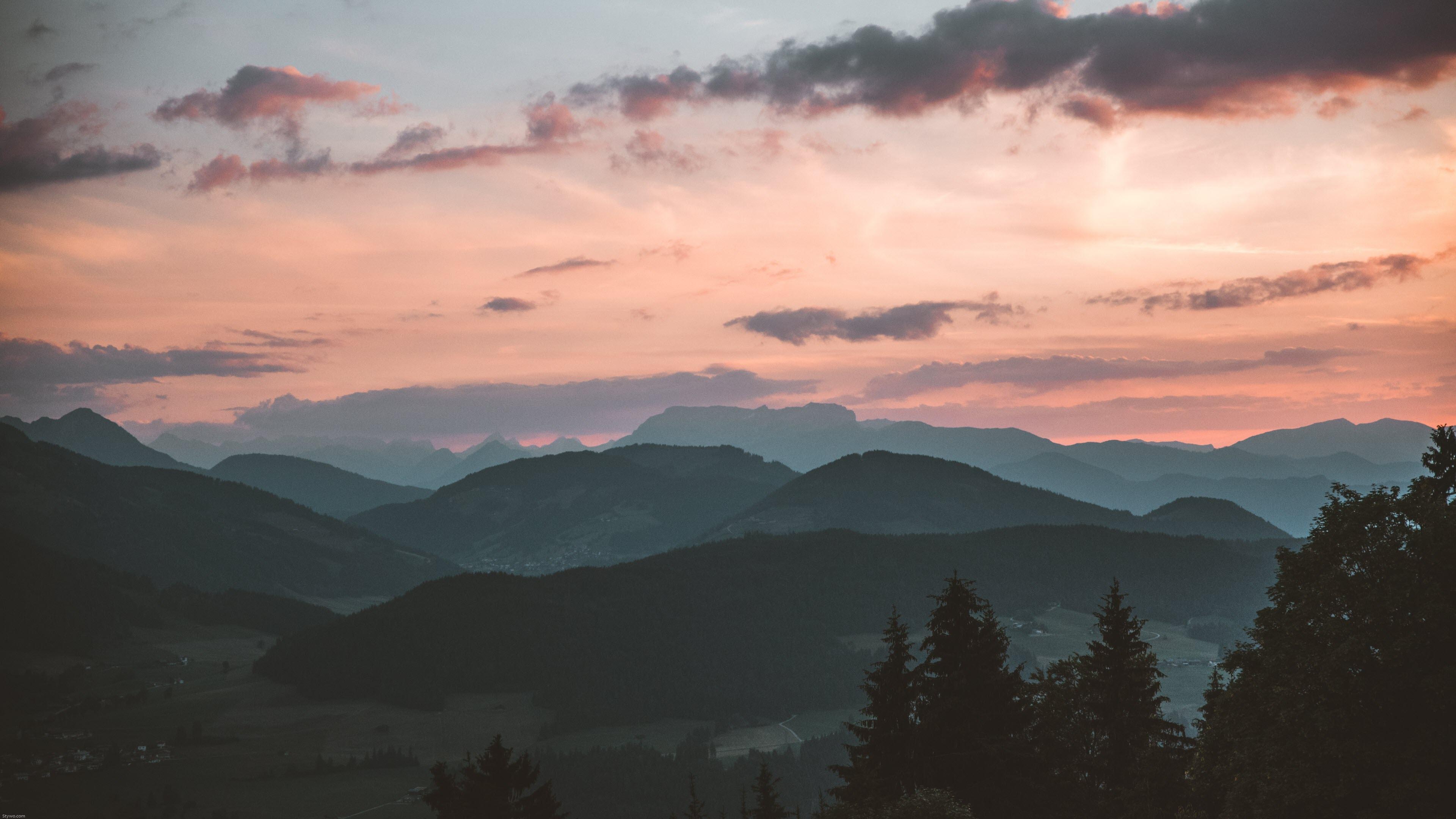 Ảnh nền 4K phong cảnh