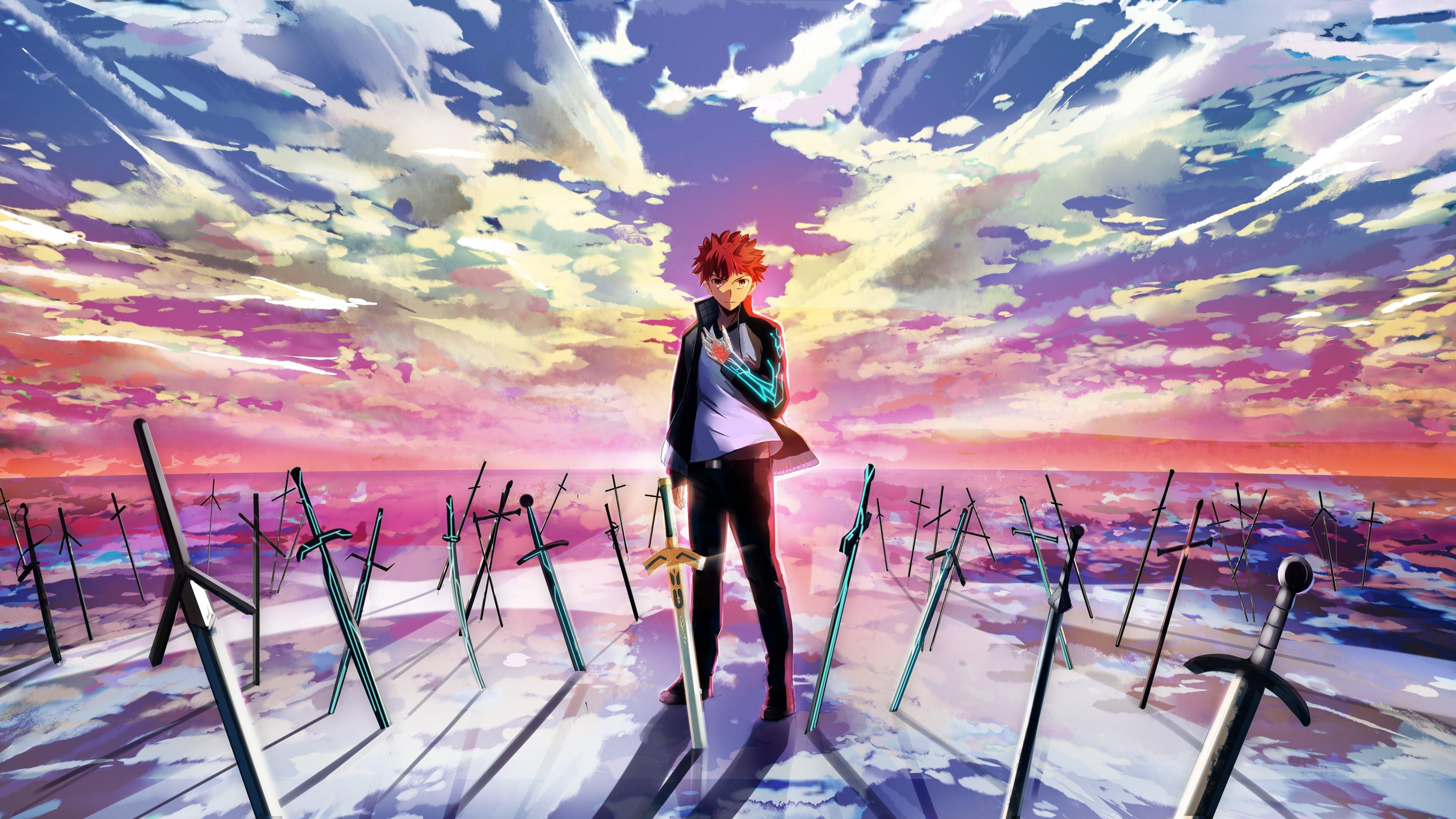 Ảnh nền anime 4K cực chất