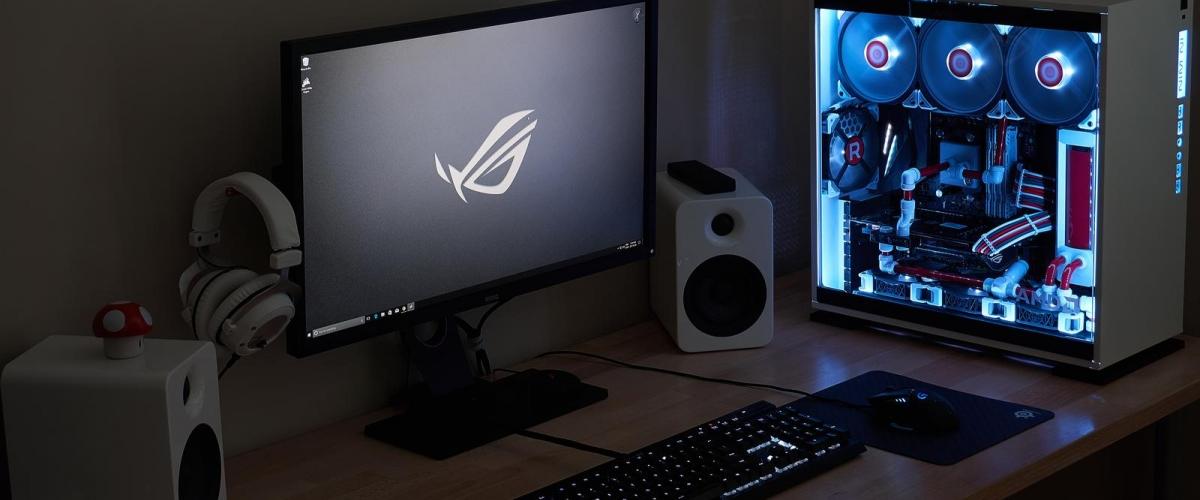Ảnh PC máy tính khủng cực đẹp