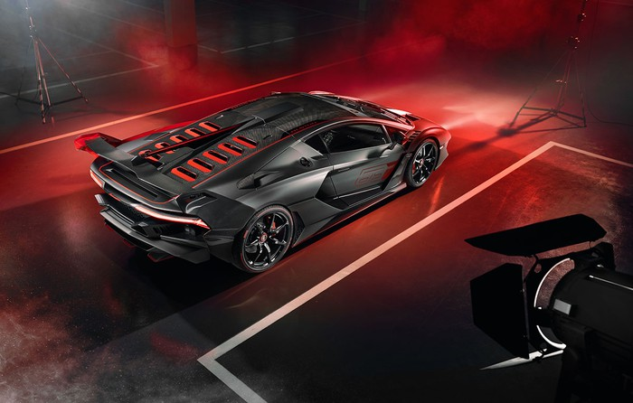 Ảnh siêu xe Lamborghini Aventador