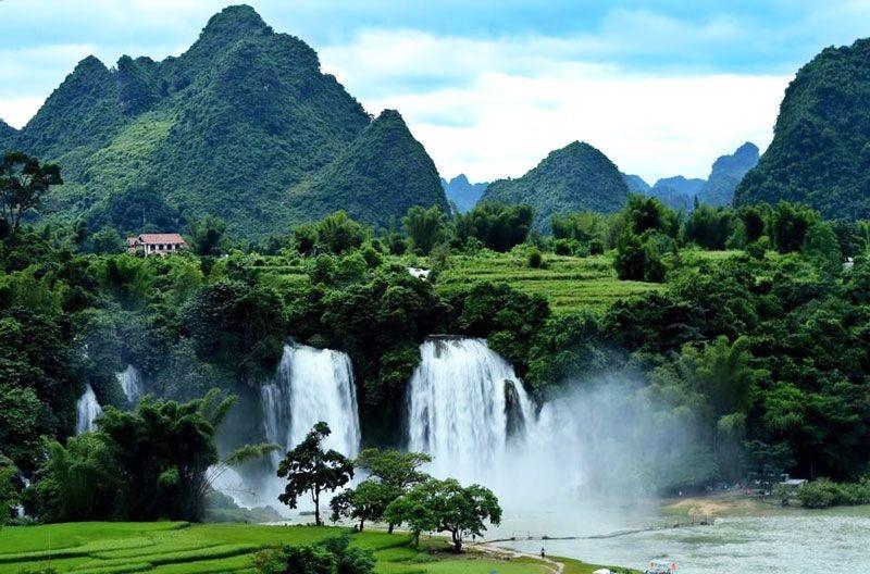 Ảnh thác nước đẹp nhất trên thế giới