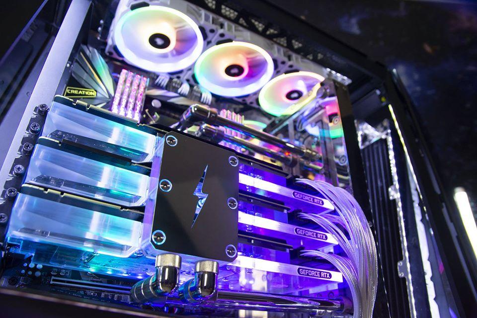 Dàn PC Gaming đẹp