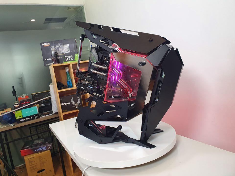 Dàn PC Gaming khủng và chất