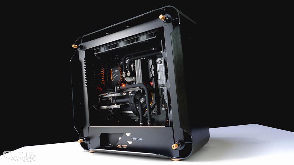 Dàn PC khủng, đẹp siêu đơn giản