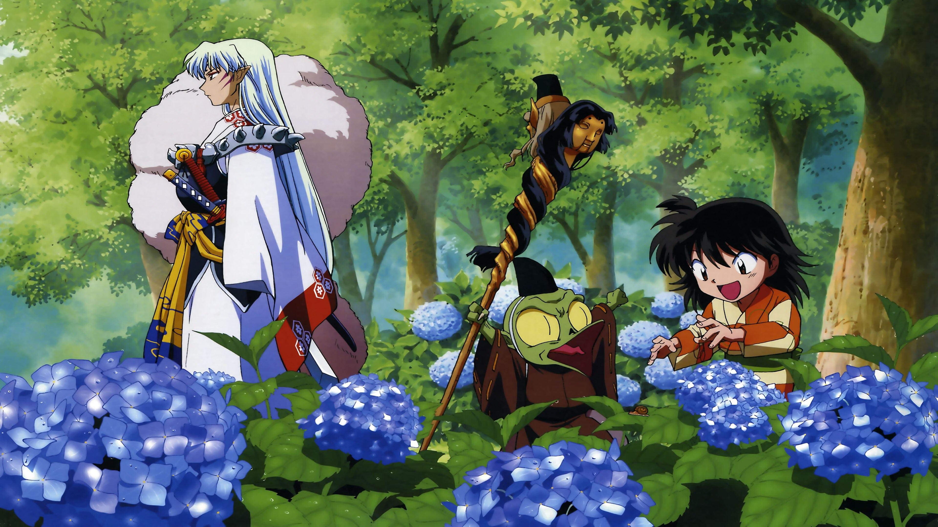 Hình ảnh anime 4K dễ thương