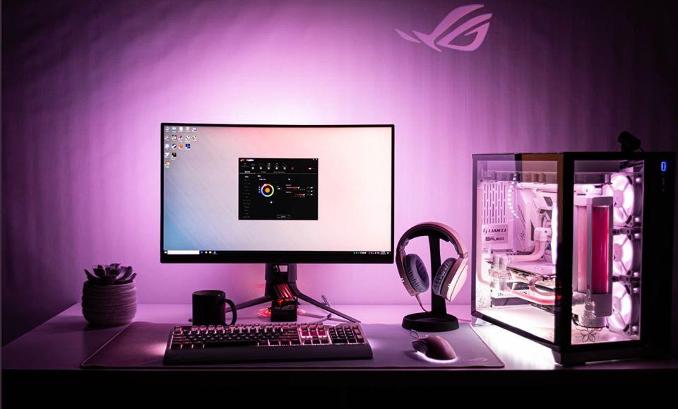 Hình ảnh dàn PC cực khủng và chất