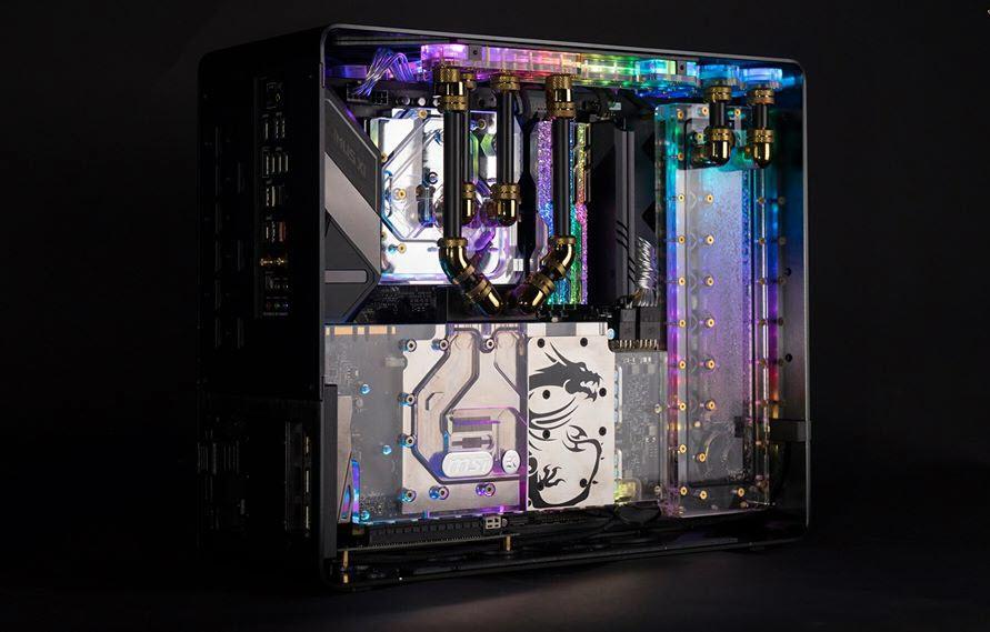 Hình ảnh dàn PC khủng đẹp nhất