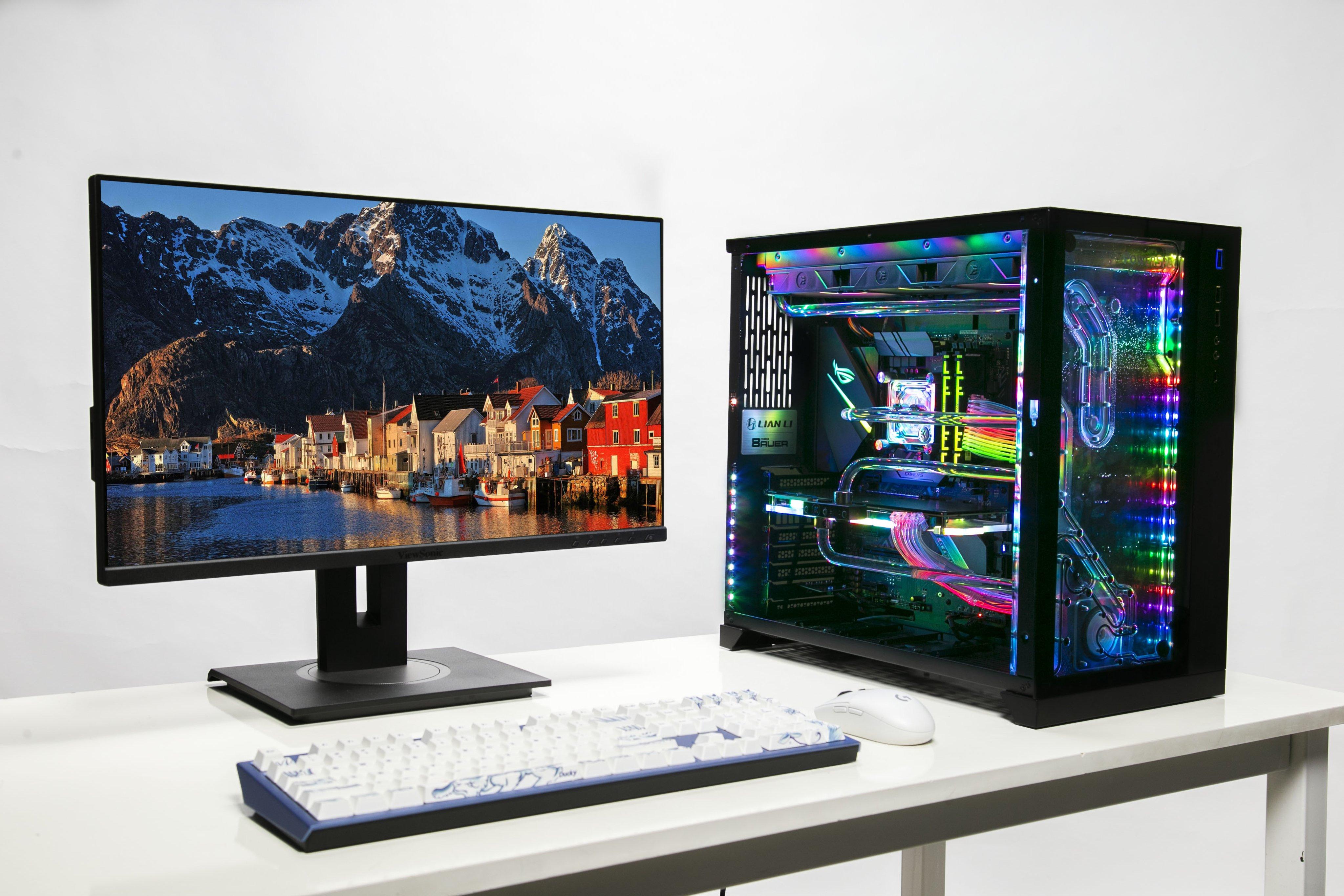 Hình ảnh dàn PC khủng