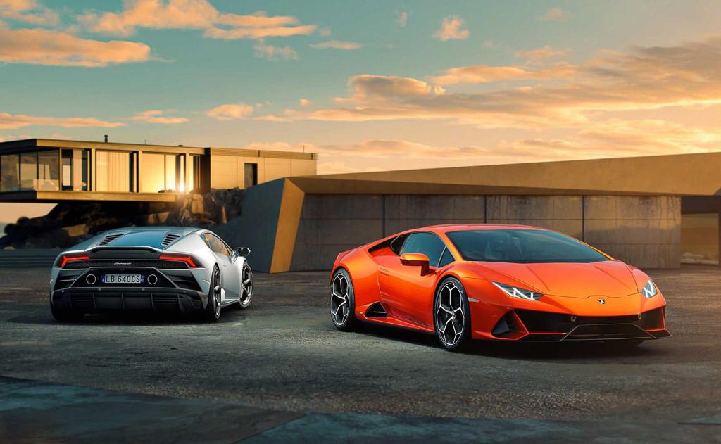 Hình ảnh đẹp về siêu xe Lamborghini