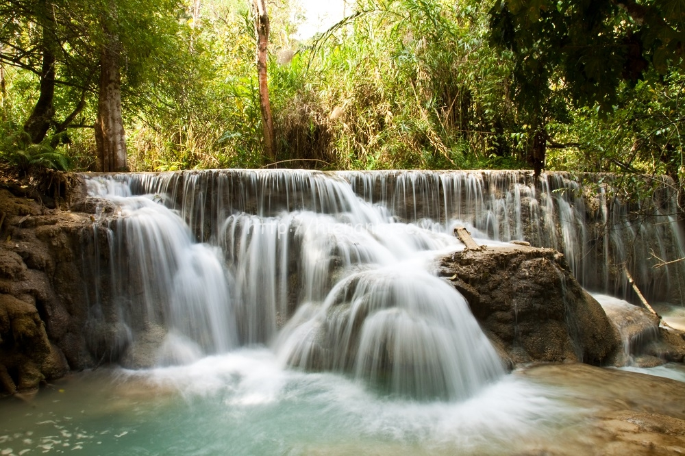 Hình ảnh đẹp về thác nước tự nhiên