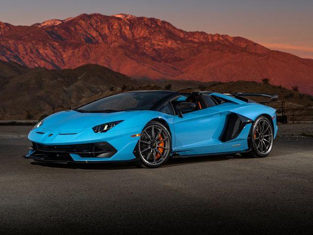 Hình ảnh đẹp về xe Lamborghini
