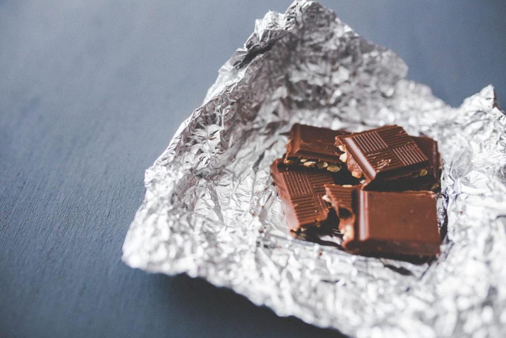Hình ảnh gói socola