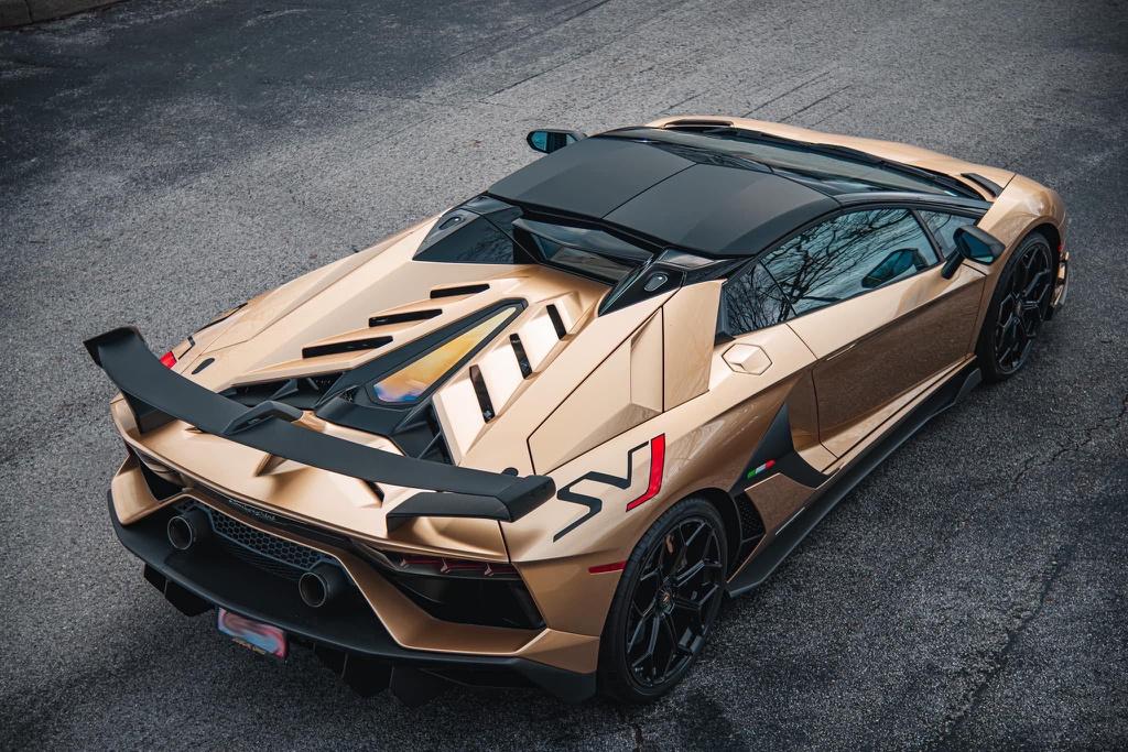 Hình ảnh Lamborghini siêu xe