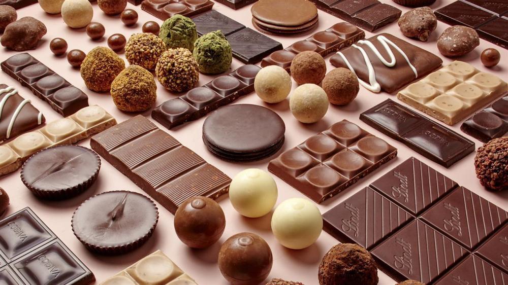Hình ảnh món quà từ socola