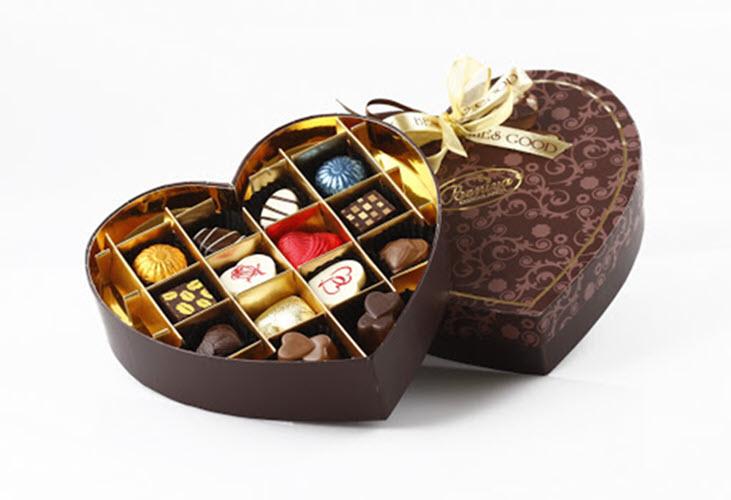 Hình ảnh quà tặng socola
