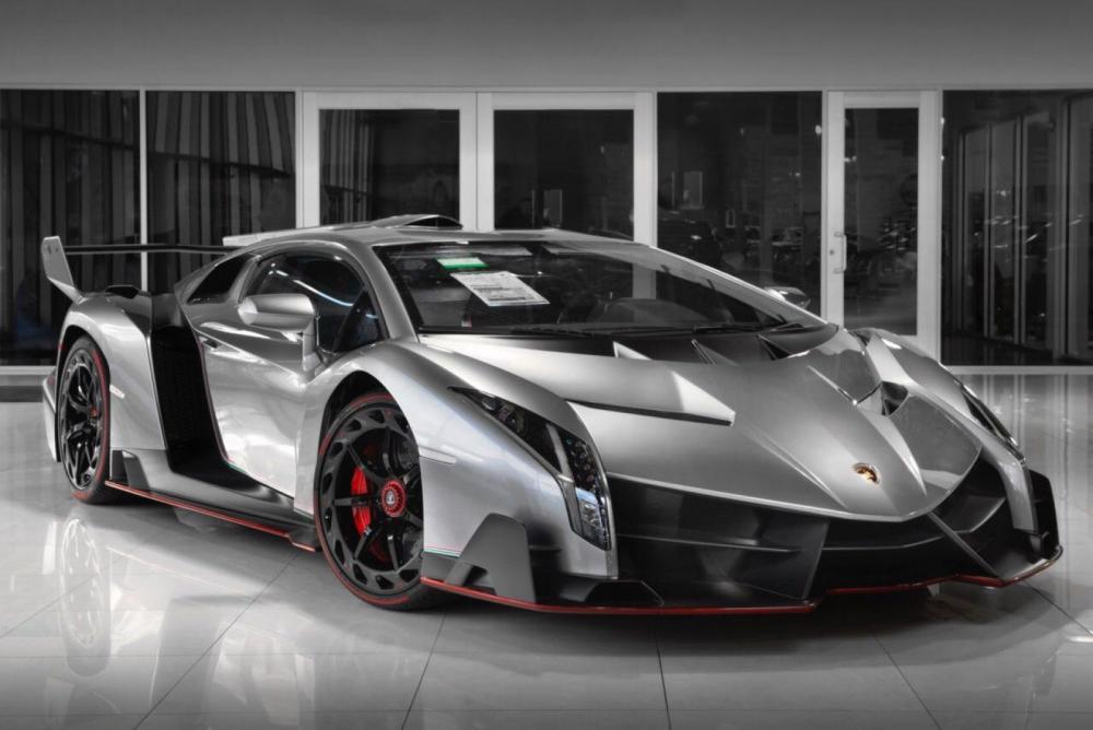 Hình ảnh siêu xe Lamborghini đẹp nhất