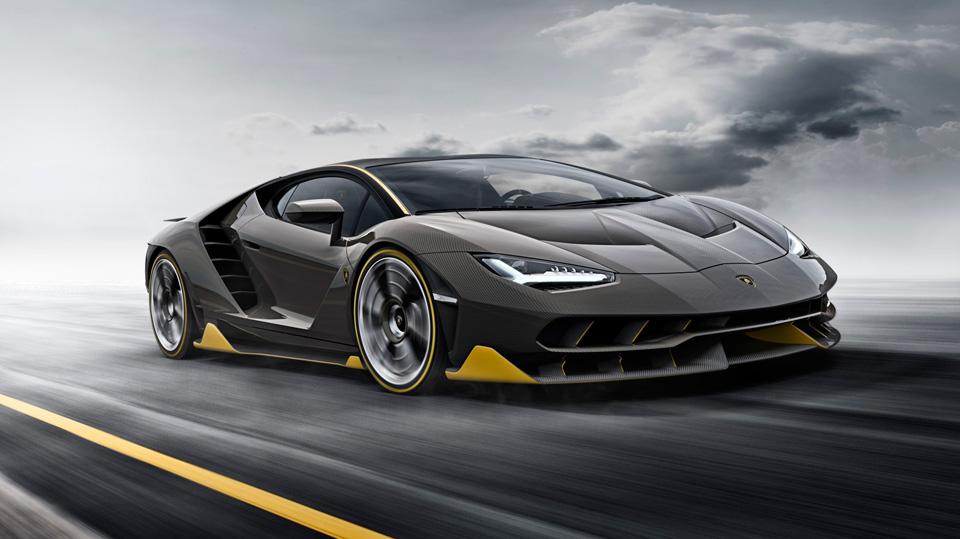 Hình ảnh siêu xe Lamborghini đẹp