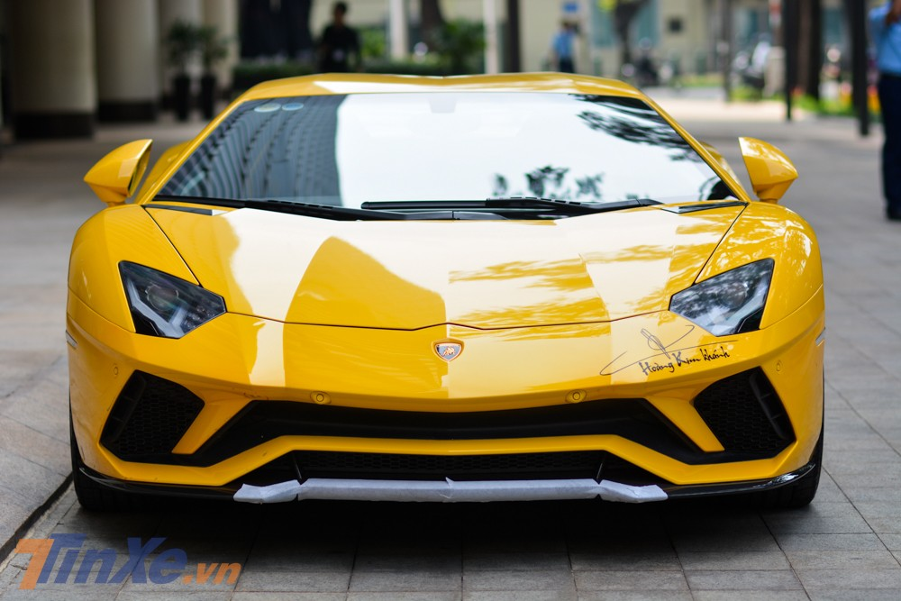 Hình ảnh siêu xe Lamborghini độc đáo