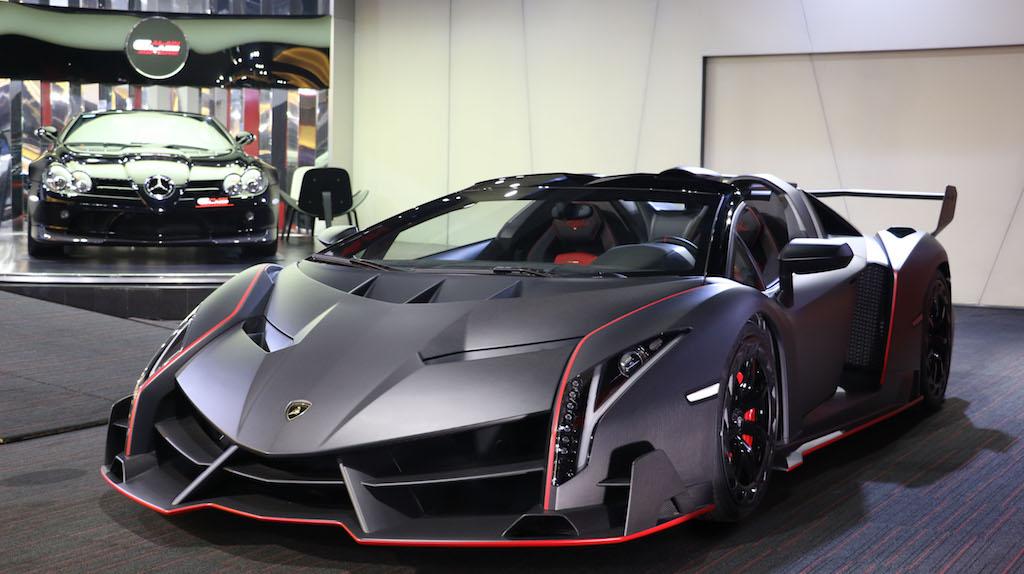 Hình ảnh siêu xe Lamborghini veneno