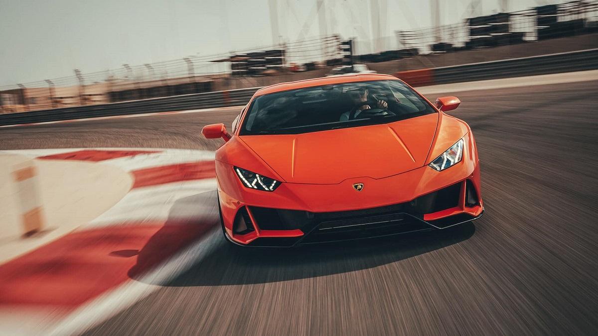 Hình ảnh siêu xe thể thao Lamborghini