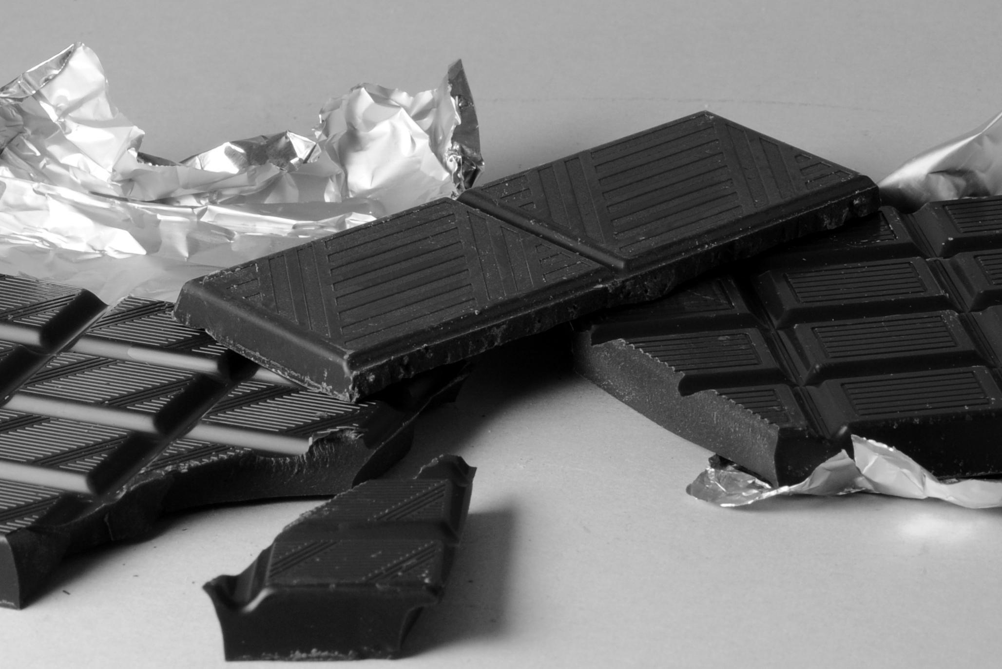 Hình ảnh socola đen