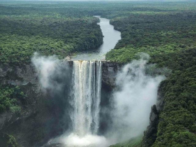 Hình ảnh thác nươc đẹp trên thế giới