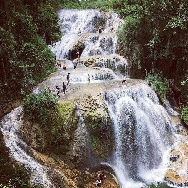 Hình ảnh thác nước du lịch