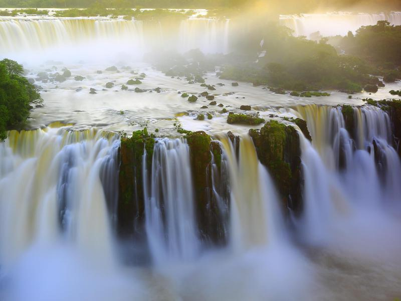 Hình ảnh thác nước lớn nhất