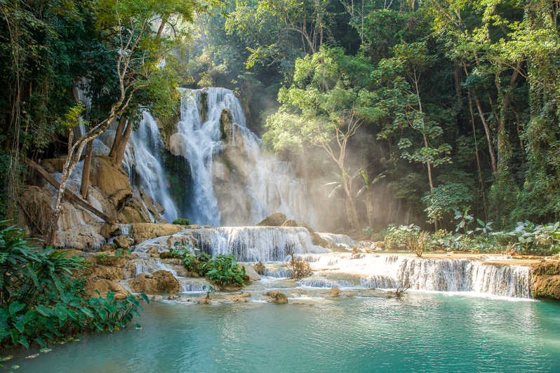 Hình ảnh thác nước Luong Phabang