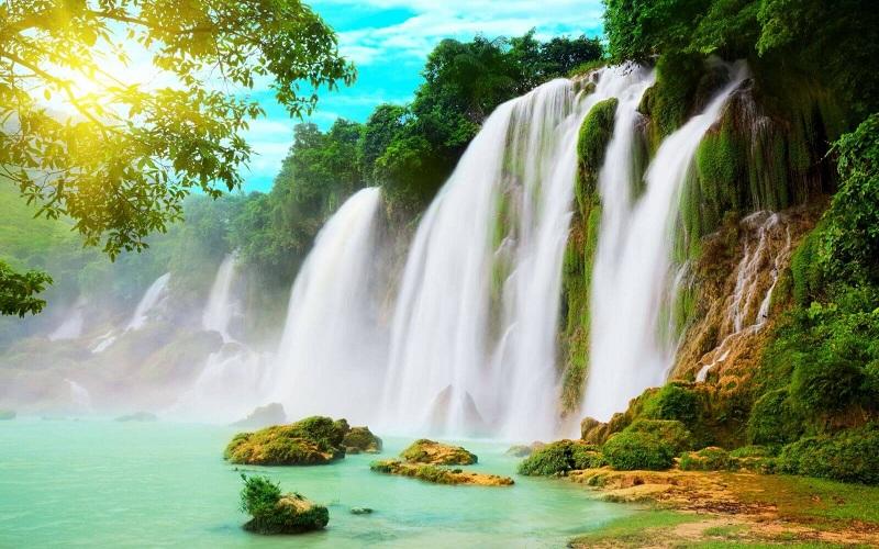 Hình ảnh thác nước Việt Nam