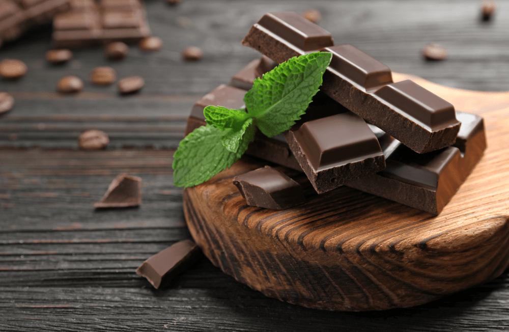 Hình ảnh về socola