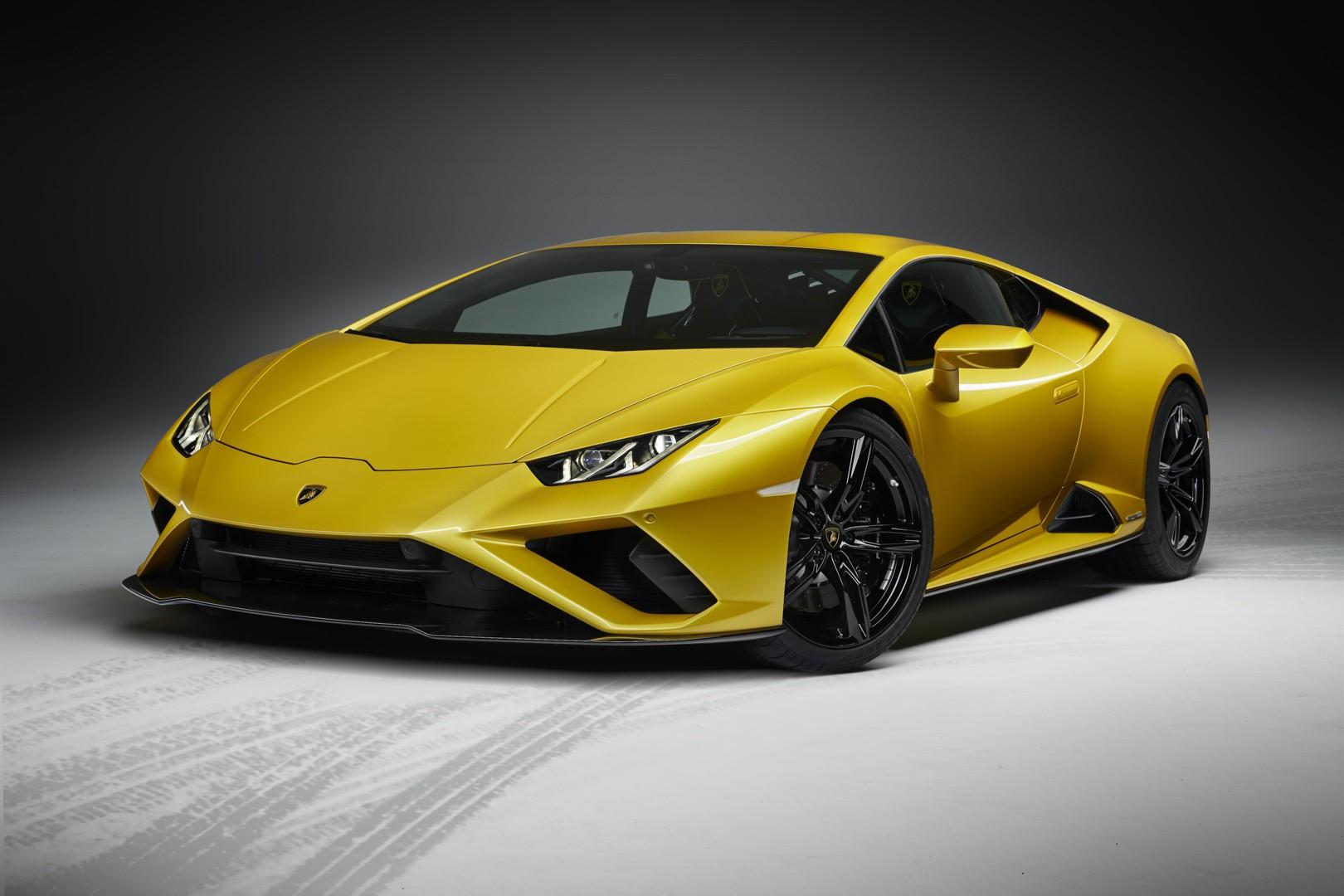 Hình ảnh xe Lamborghini huracan
