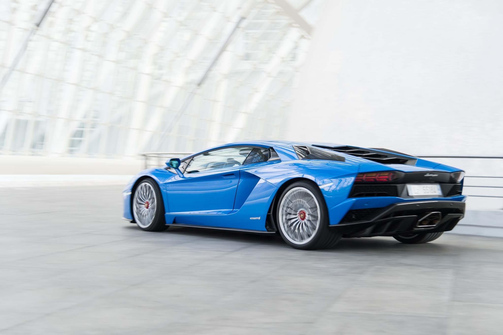 Hình ảnh xe oto Lamborghini